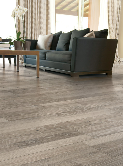Laminate Flooring Traditional Living Room Other