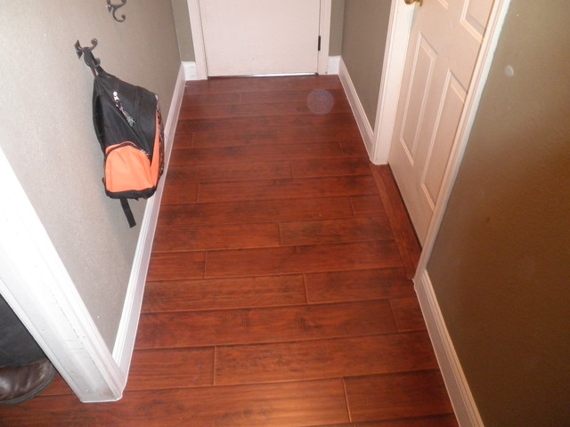Laminate Wood Flooring Living Room Austin By Perkins