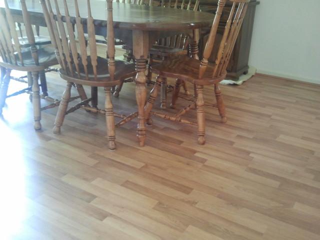 Laminate Wood Flooring living-room