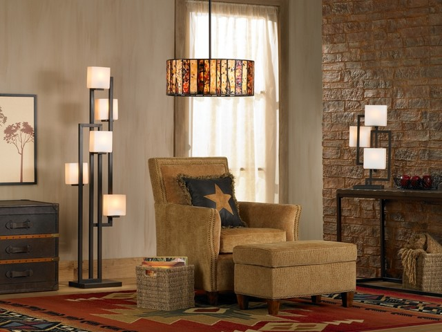 lamps plus traditional living room. Black Bedroom Furniture Sets. Home Design Ideas