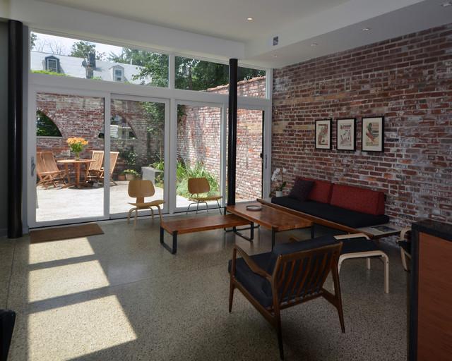Lantern House Living Room modern-living-room