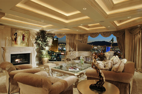 Las vegas penthouses transitional living room las vegas by roy sklarin interiors Interior decorators las vegas
