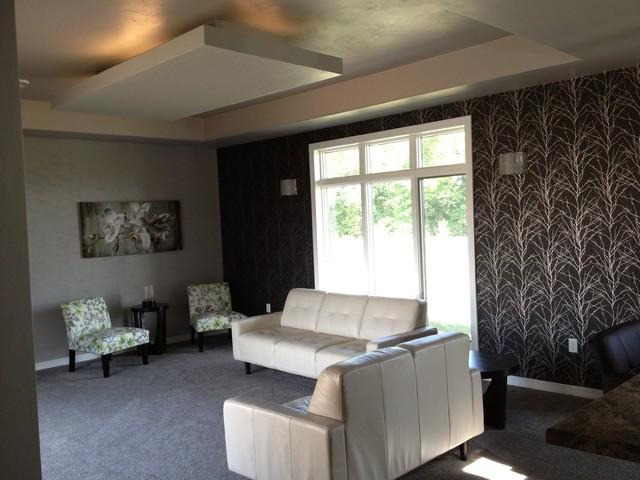 Latest Creation modern-living-room