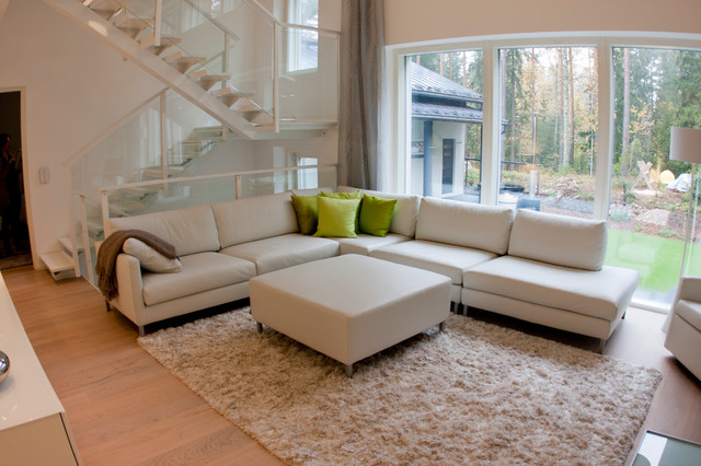 Latest Project contemporary-living-room