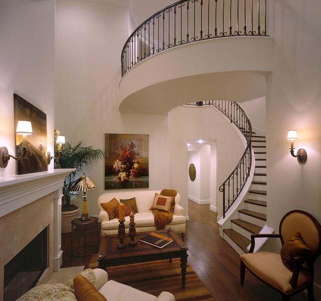 Laurel contemporary-living-room