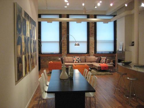 the lighting loft. Wonderful Loft Layered Lighting  Loft Dining Room Modernlivingroom Throughout The Lighting Loft