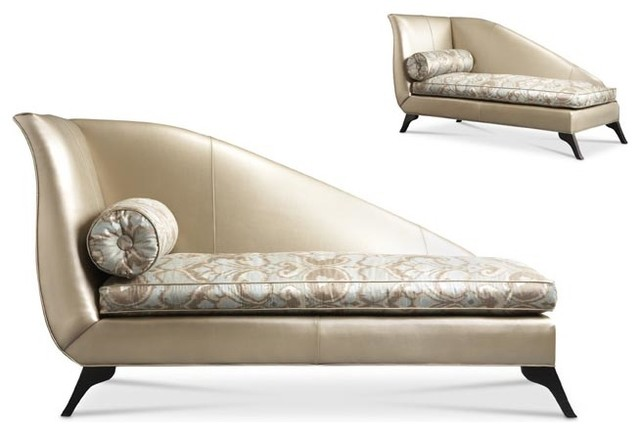leather chaise sofa a chaise lounge contemporary