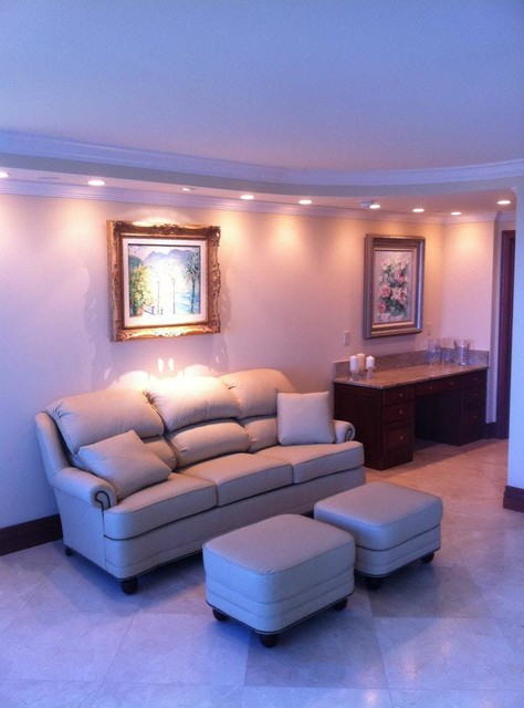 Attractive Staged Living Rooms Ensign - Living Room Designs ...