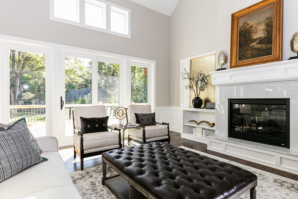Leawood Ks Home Transitional, Home Rooms Furniture Kansas City Ks
