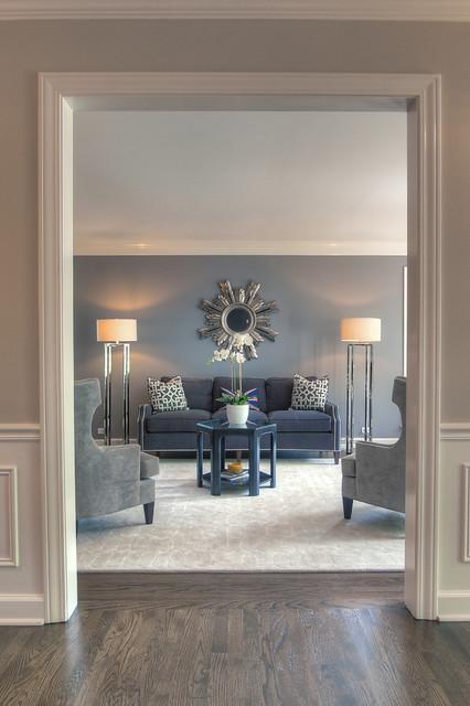 Lehman Renovation contemporary-living-room