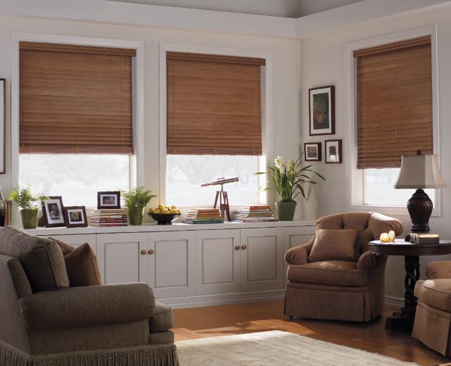 Living Room Blinds For Windows