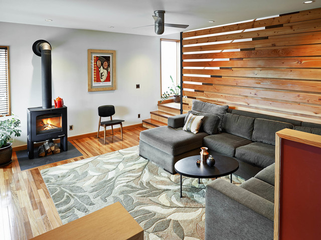 Lewis + Smith Recent Projects contemporary-living-room