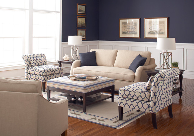Libby Langdon Upholstery Furniture for Braxton Culler Living Rooms