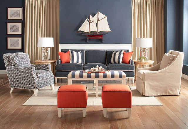 libby langdon upholstery contemporary living room - Libby Langdon Furniture