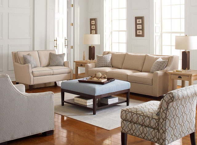 Libby Langdon Upholstery Furniture for Braxton Culler contemporary-living-room