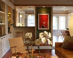 Libertyville Not So Big Showhouse traditional-living-room