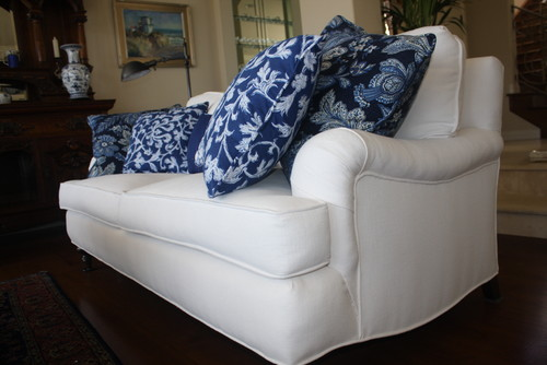 Is The Sunbrella Sofa Fabric Sailcloth Salt