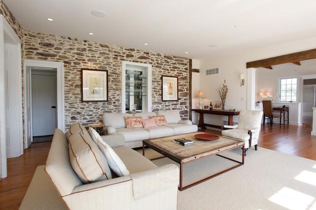 Light Farm-Living Room farmhouse-living-room