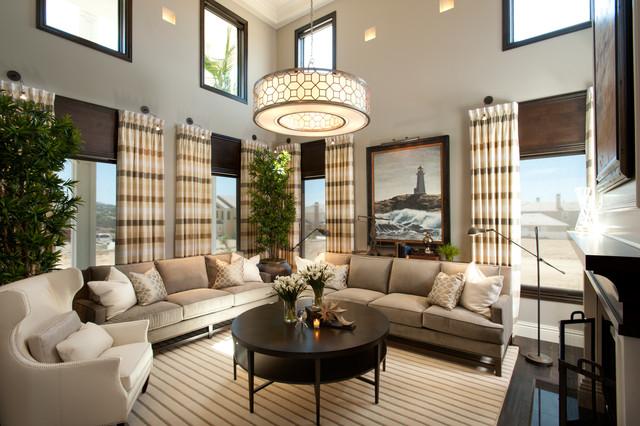 Lighting A Livingroom Contemporary Living Room San