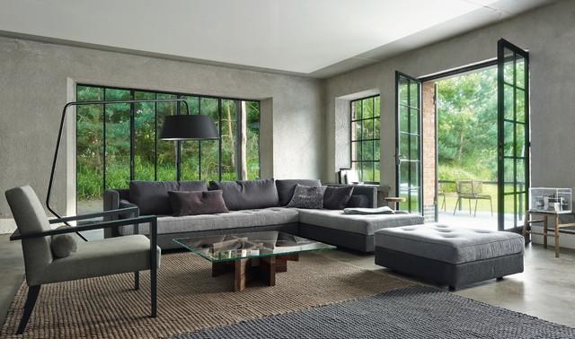 ligne roset 2016 modern living room los angeles. Black Bedroom Furniture Sets. Home Design Ideas