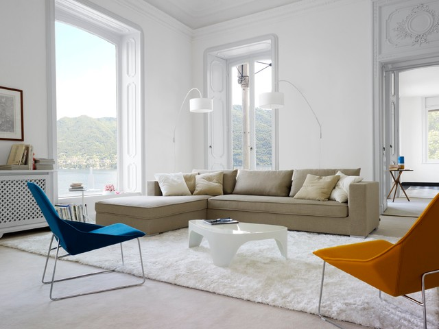 Oversized Chair And Ottoman Living Rooms