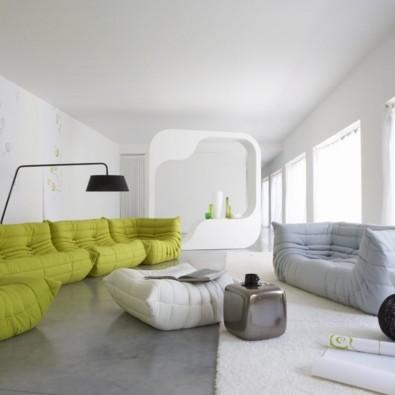 Ligne Roset | Togo - Michel Ducaroy modern-living-room