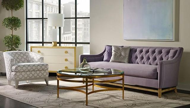 Lillian August Modern Living Room Miami By Designer Resource Center Drc