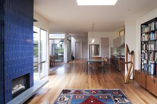 Lim-Kimberg modern living room