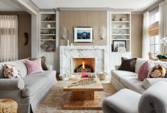 Designer Weaves Textiles and Treasures Into Her Personal Home