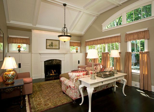 lincoln street residence traditional living room dc. Black Bedroom Furniture Sets. Home Design Ideas