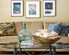 LINDENWOOD CIRCLE traditional-living-room