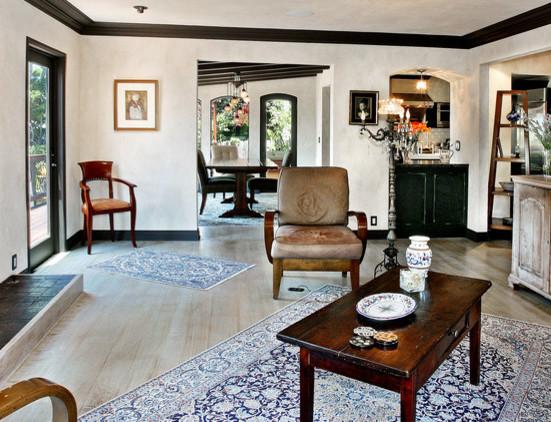 Lindsay House living-room