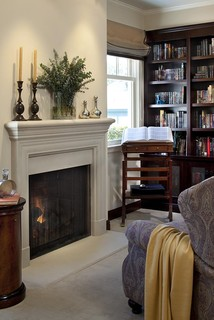 Lindy Donnelly - Traditional - Living Room - San Francisco - by Lindy Donnelly