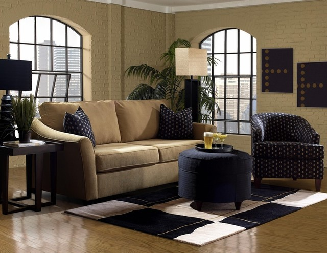 Linville Collection by Klaussner contemporary-living-room