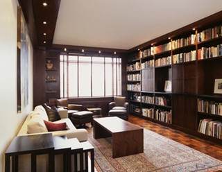 Lisa Dubin Architecture  / portfolio / residential / the majestic / contemporary family room