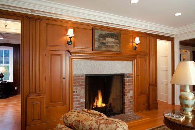 Lisel Lane traditional-living-room