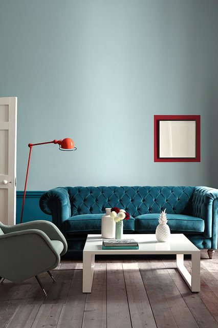 Little Greene \'Highlights\' - Contemporary - Living Room - Other ...