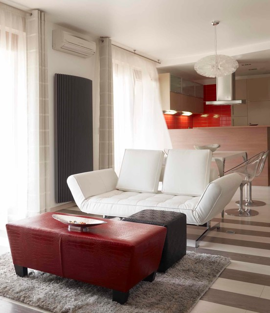 Contemporary Living Room Design Houzz: Livable Spaces Created By The Tools Of Interior Design