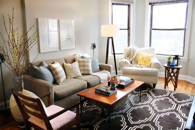 Live Creating Yourself eclectic-living-room