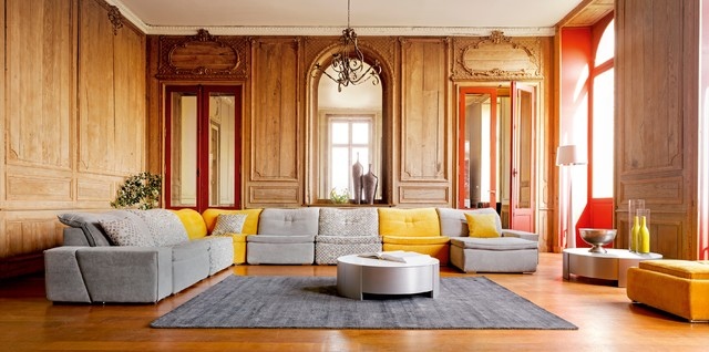 Living Room Furniture Mix And Match creative ways to mix and match your sofas and chairs