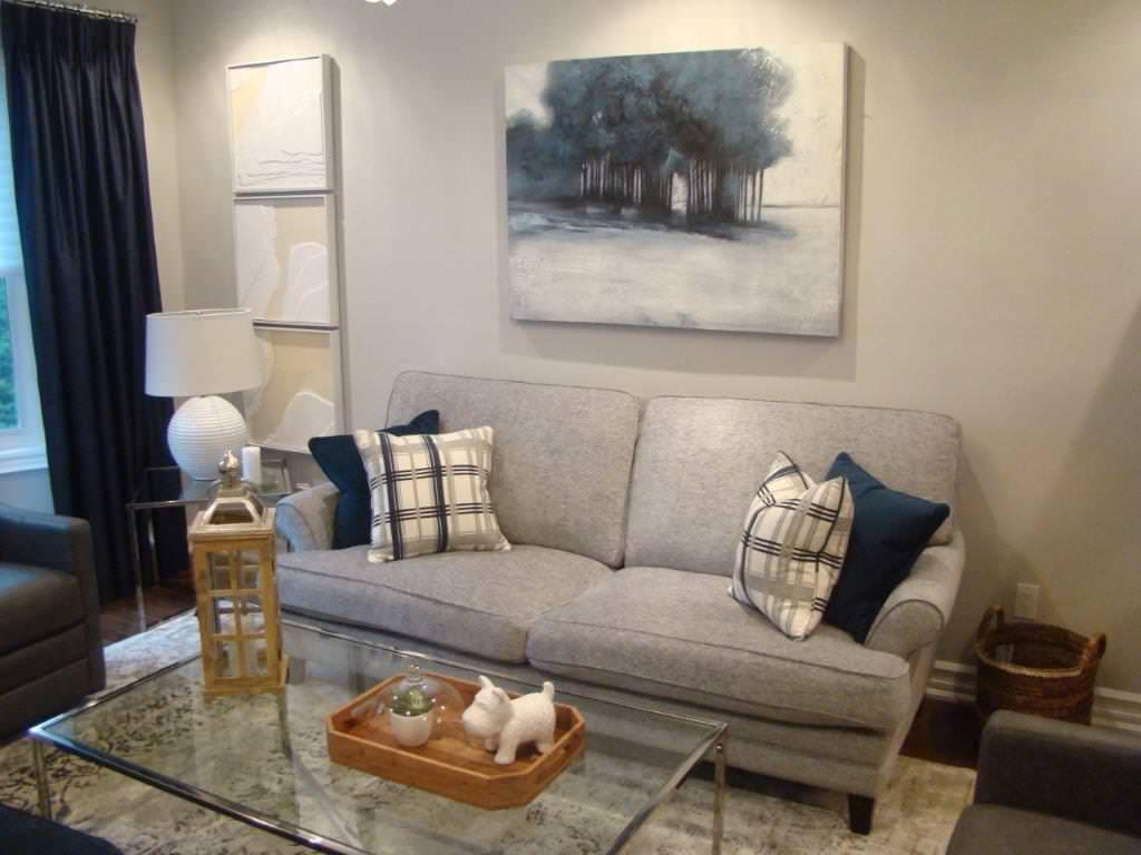 Living & Dining Room Remodel