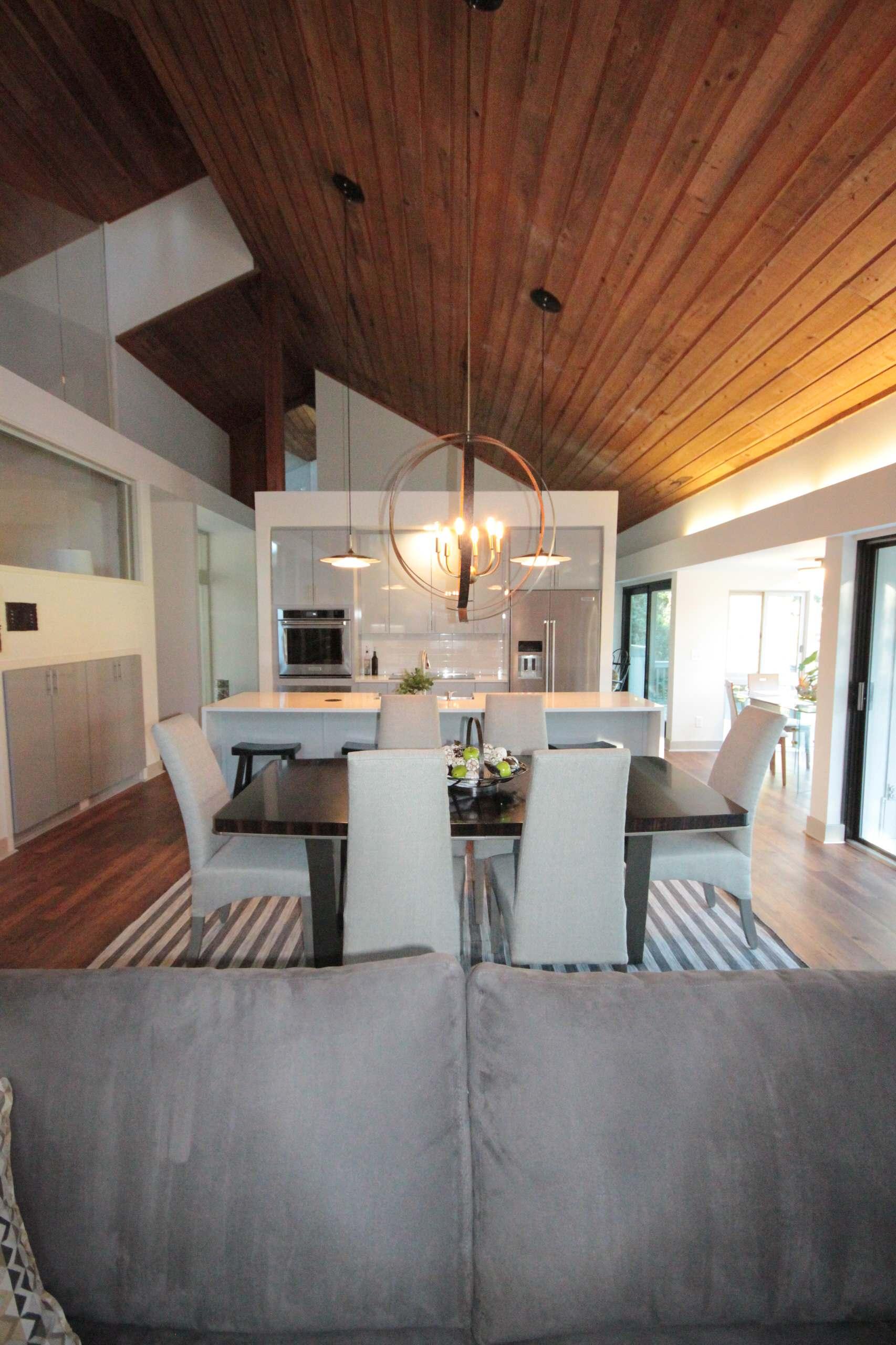 Living Area After Remodel