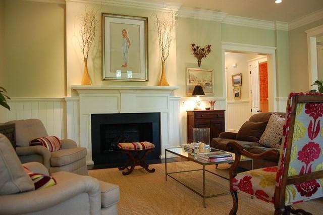 Living Area contemporary-living-room