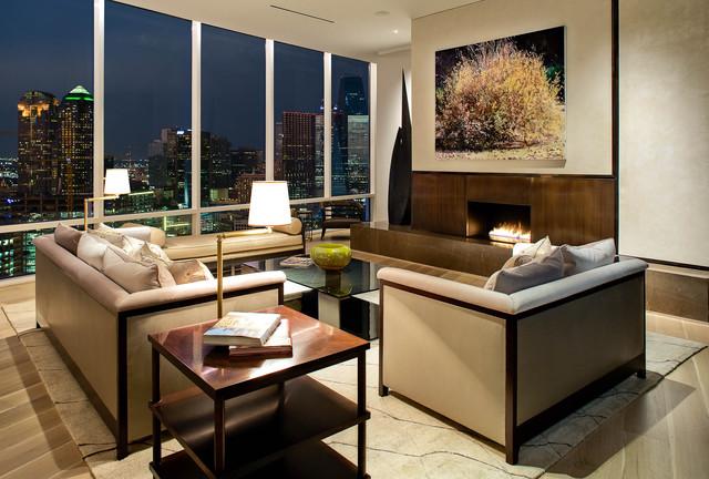 Living Areas contemporary-living-room