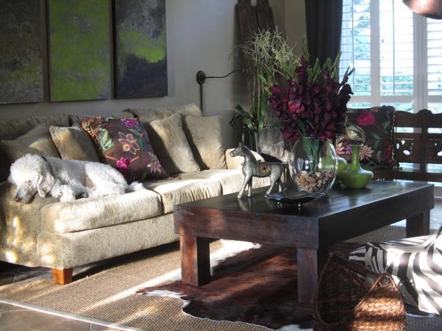 Ralph Lauren Purple Living Room Rug