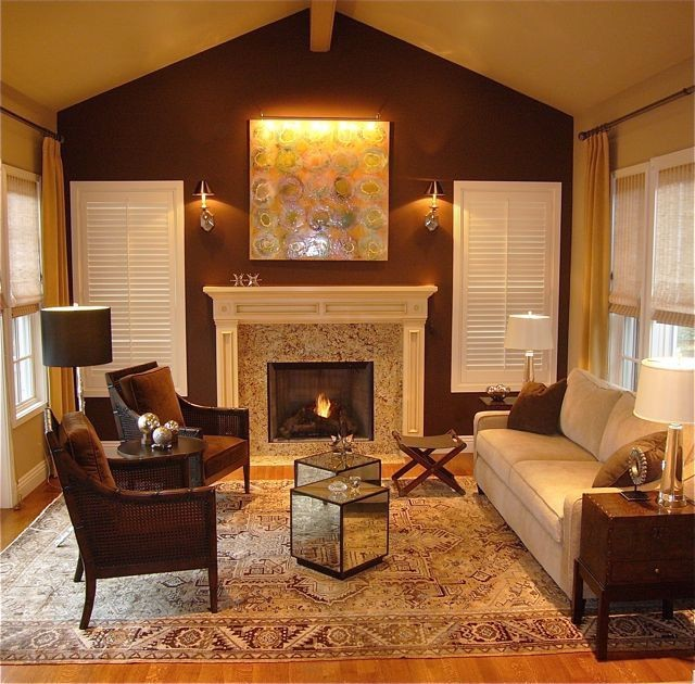 Living rm traditional living room san francisco by Mobile home interior walls