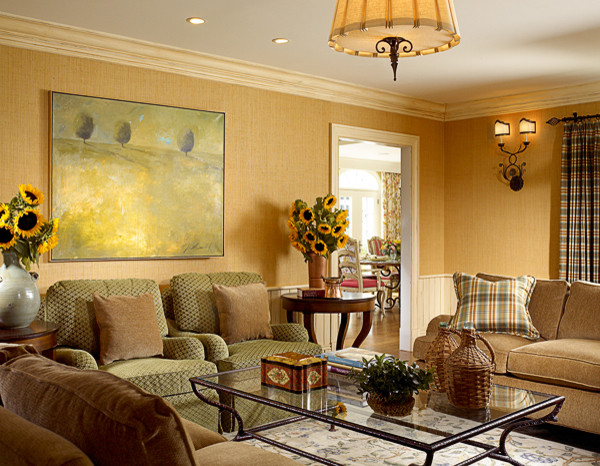 BALTIMORE, MARYLAND PROJECT # 2 traditional-living-room