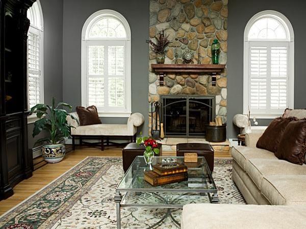 Living Room A contemporary-living-room