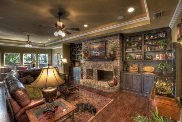 Living room after remodel - Living room remodel before and after ...