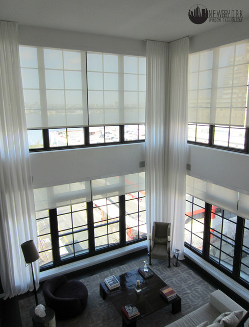 Modern Curtains on Houzz